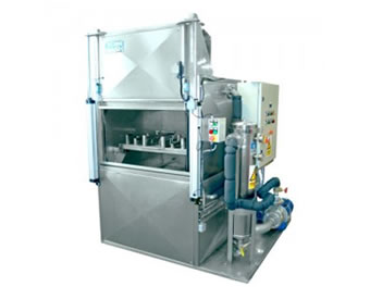 front loading spray wash machines